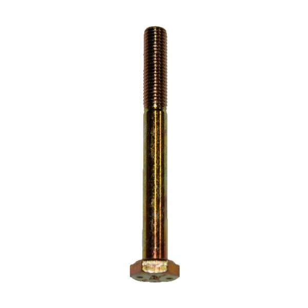 1/4 Zoll - 28 x 3 Zoll Länge 76,20 mm Sechskantschraube UNF 10.9 gelb verzinkt