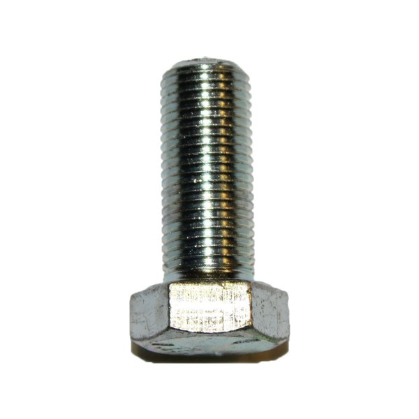 1/2 Zoll - 20 x 1 1/4 Zoll Länge 31,75 mm Sechskantschraube UNF verzinkt