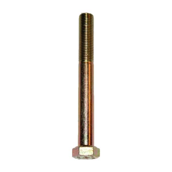 3/8 Zoll - 24 x 3 1/4 Zoll Länge 82,55 mm Sechskantschraube UNF 10.9 gelb verzinkt