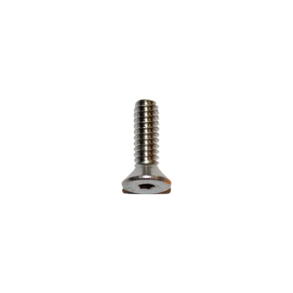 6 - 32 UNC x 1/2 Zoll Länge 12,70 mm Edelstahl A2 Senkkopfschraube