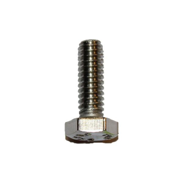 1/4 Zoll - 20 x 3/4 Zoll Länge 19,05 mm Sechskantschraube UNC Edelstahl A2