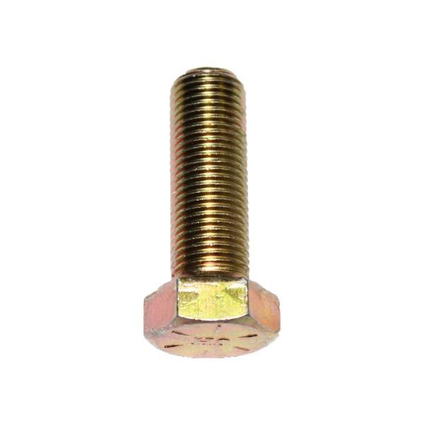 1/2 Zoll - 20 x 1 1/2 Zoll Länge 38,10 mm Sechskantschraube UNF 10.9 gelb verzinkt