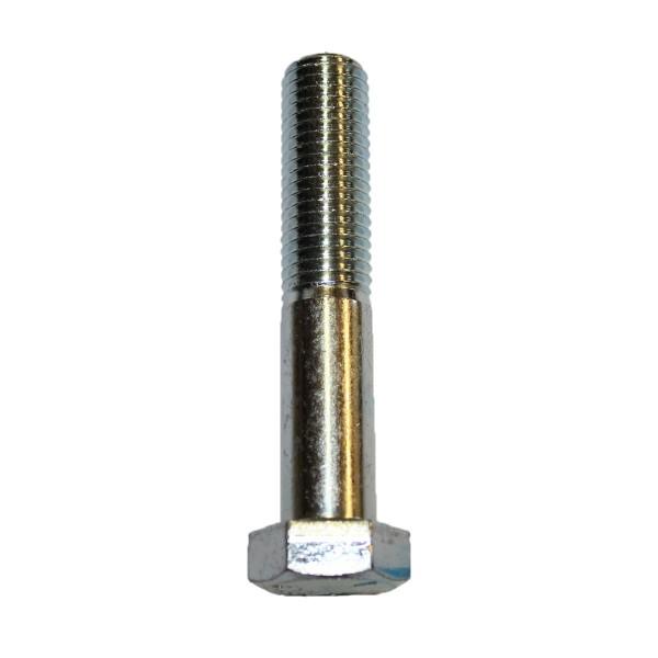 3/4 Zoll - 10 x 4 Zoll Länge 101,60 mm Sechskantschraube UNC verzinkt