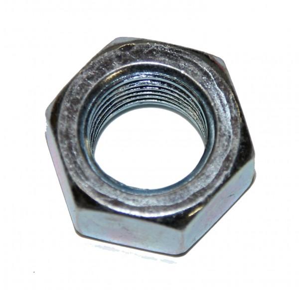 1/2 Zoll - 20 UNF Sechskantmutter Stahl verzinkt Grade 5
