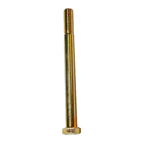 3/8 Zoll - 16 x 4 3/4 Zoll Länge 120,65 mm Sechskantschraube UNC 10.9 gelb verzinkt