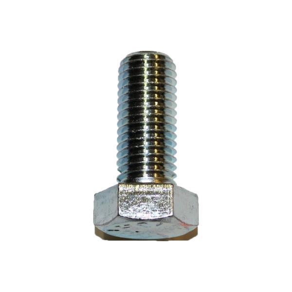 3/4 Zoll - 10 x 1 3/4 Zoll Länge 44,45 mm Sechskantschraube UNC verzinkt