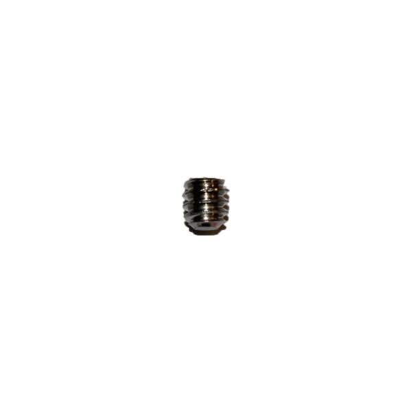10 - 24 UNC x 3/16 Zoll Länge 4,76 mm Edelstahl A2 Gewindestift UNC