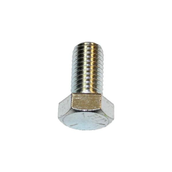 5/8 Zoll - 11 x 1 1/4 Zoll Länge 31,75 mm Sechskantschraube UNC verzinkt