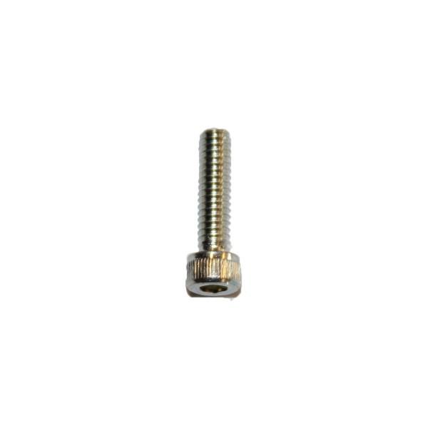 5 - 40 UNC x 1/2 Zoll Länge 12,70 mm Innensechskantschraube verzinkt