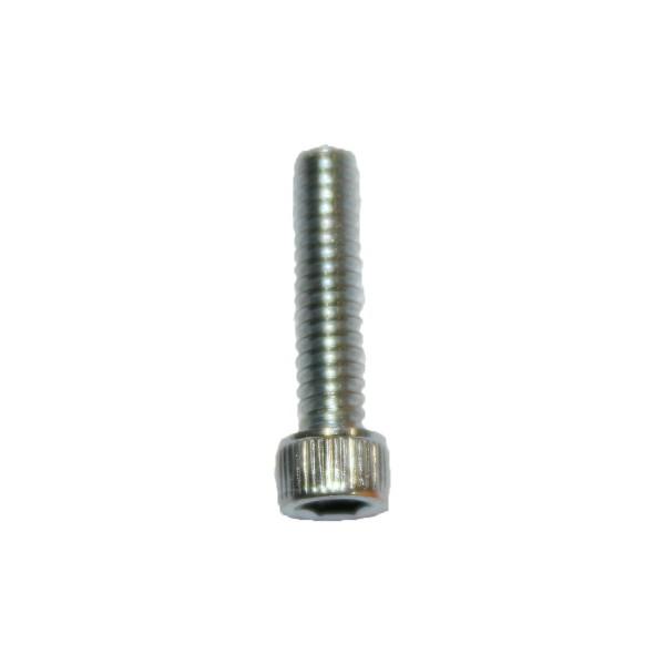 4 - 40 UNC x 1/2 Zoll Länge 12,70 mm Innensechskantschraube verzinkt