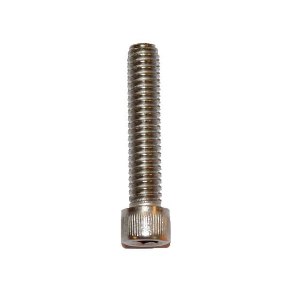 1/4 Zoll - 20 x 1 1/4 Zoll Länge 31,75 mm Innensechskantschraube UNC Edelstahl A2
