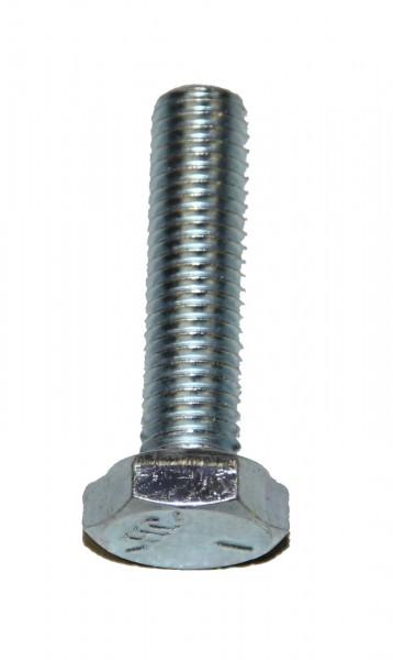 1/4 Zoll - 28 x 1 Zoll Länge 25,4 mm Sechskantschraube UNF verzinkt