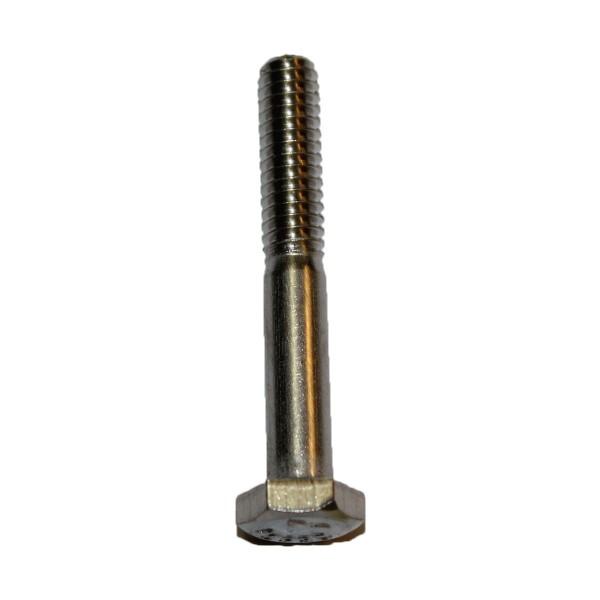 1/4 Zoll - 20 x 1 3/4 Zoll Länge 44,45 mm Sechskantschraube UNC Edelstahl A2