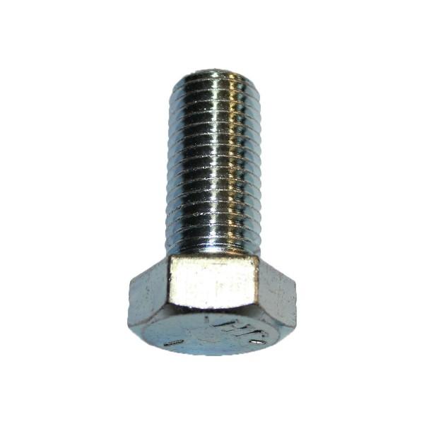 7/8 Zoll - 9 x 2 Zoll Länge 50,80 mm Sechskantschraube UNC verzinkt