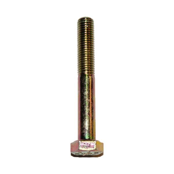 5/16 Zoll - 24 x 2 1/4 Zoll Länge 57,15 mm Sechskantschraube UNF 10.9 gelb verzinkt