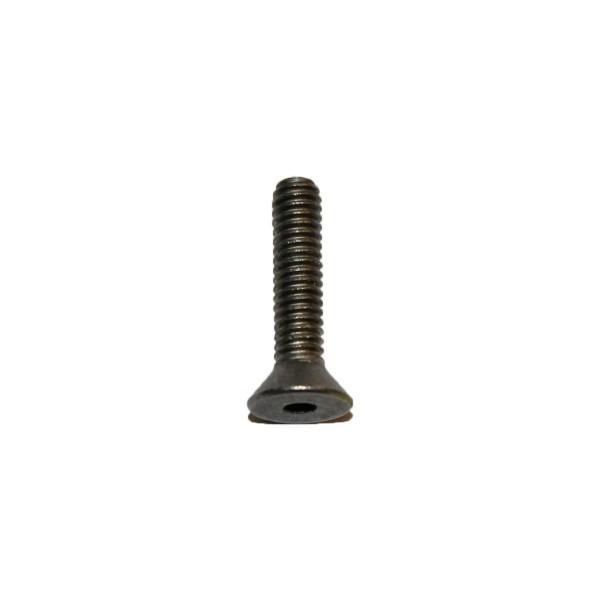 8 - 32 UNC x 3/4 Zoll Länge 19,05 mm Edelstahl A2 Senkkopfschraube