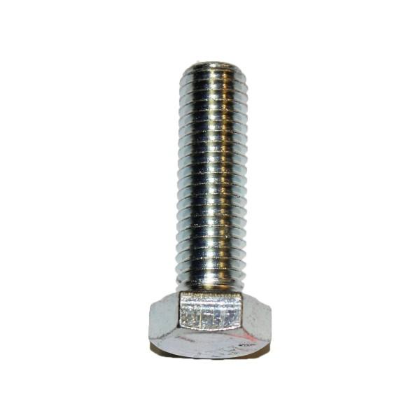 1/2 Zoll - 13 x 1 3/4 Zoll Länge 44,45 mm Sechskantschraube UNC verzinkt