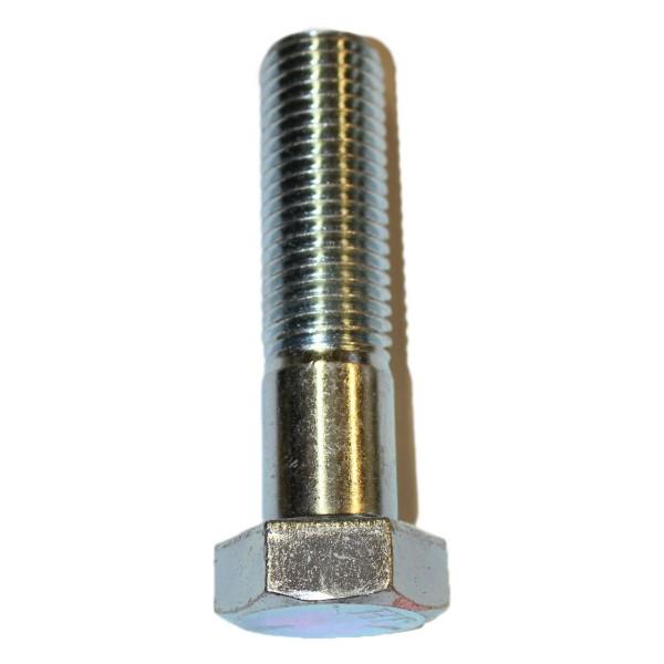 1 Zoll - 8 x 4 Zoll Länge 101,60 mm Sechskantschraube UNC verzinkt