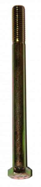 3/8 Zoll - 16 x 5 Zoll Länge 127,00 mm Sechskantschraube UNC 10.9 gelb verzinkt
