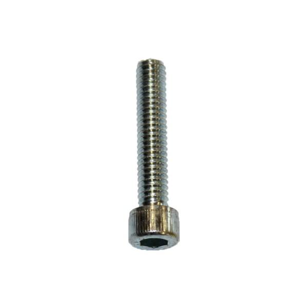 8 - 32 UNC x 7/8 Zoll Länge 22,23 mm Innensechskantschraube verzinkt
