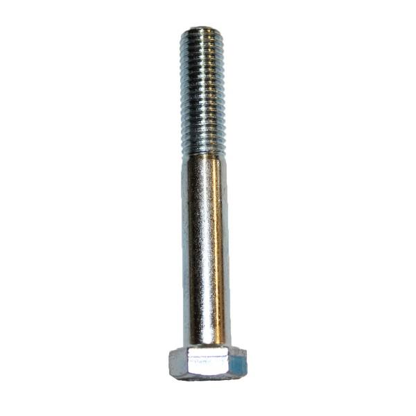 9/16 Zoll - 12 x 4 Zoll Länge 101,60 mm Sechskantschraube UNC verzinkt