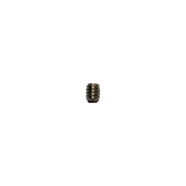 4 - 40 UNC x 1/8 Zoll Länge 3,18 mm Edelstahl A2 Gewindestift UNC
