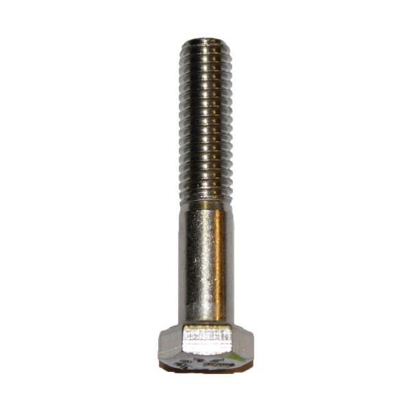 3/8 Zoll - 16 x 2 Zoll Länge 50,80 mm Sechskantschraube UNC Edelstahl A2