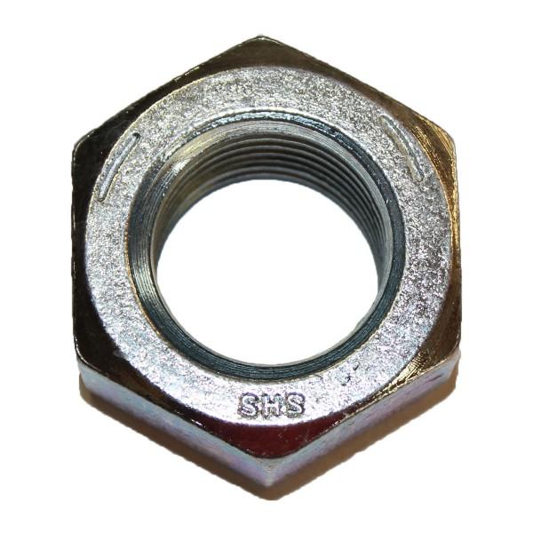 1 1/2 Zoll - 6 UNC Sechskantmutter Stahl verzinkt Grade 5