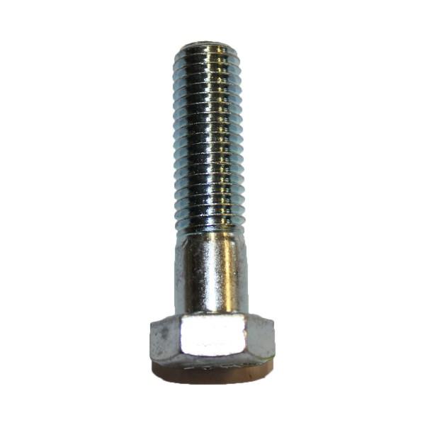 5/8 Zoll - 11 x 2 1/2 Zoll Länge 63,50 mm Sechskantschraube UNC verzinkt