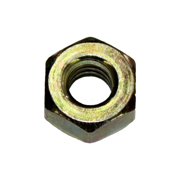 1/4 Zoll - 20 UNC Sechskantmutter Stahl Grade 8