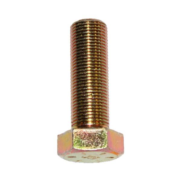 3/4 Zoll - 16 x 2 1/4 Zoll Länge 57,15 mm Sechskantschraube UNF 10.9 gelb verzinkt