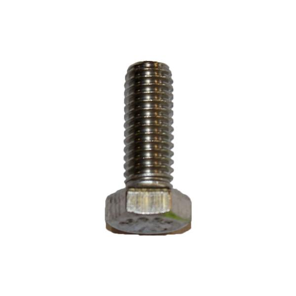 3/8 Zoll - 16 x 1 Zoll Länge 25,40 mm Sechskantschraube UNC Edelstahl A2