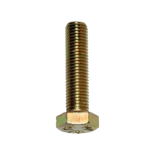 5/16 Zoll - 24 x 1 1/4 Zoll Länge 31,75 mm Sechskantschraube UNF 10.9 gelb verzinkt