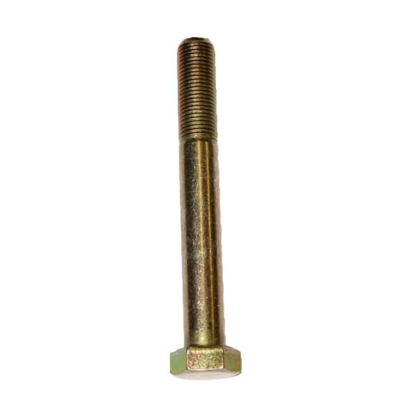 1/2 Zoll - 20 x 4 Zoll Länge 101,60 mm Sechskantschraube UNF 10.9 gelb verzinkt