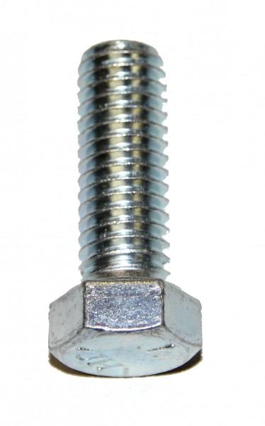 7/16 Zoll - 14 x 1 1/4 Zoll Länge 31,75 mm Sechskantschraube UNC verzinkt