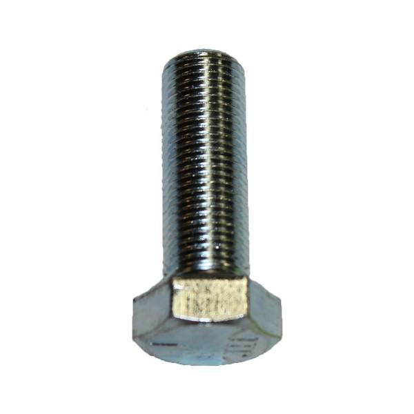 1/2 Zoll - 20 x 1 1/2 Zoll Länge 38,10 mm Sechskantschraube UNF verzinkt