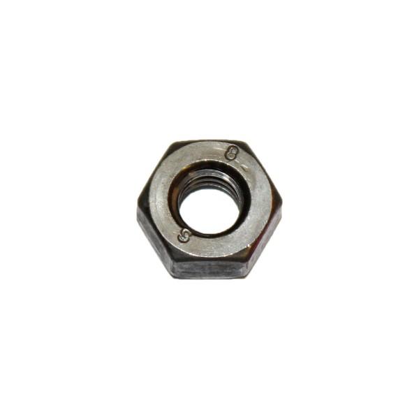 1/4 Zoll - 20 BSW Sechskantmutter Stahl Grobgewinde
