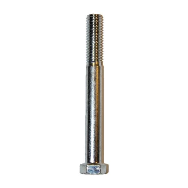 7/16 Zoll - 14 x 4 Zoll Länge 101,60 mm Sechskantschraube UNC verzinkt