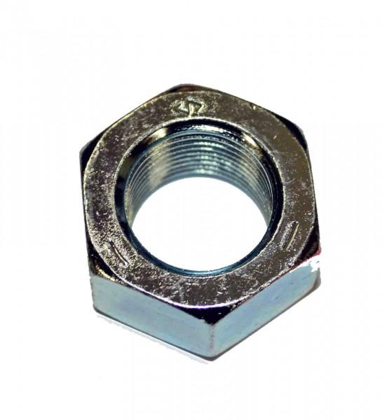 3/4 Zoll - 16 UNF Sechskantmutter Stahl verzinkt Grade 5