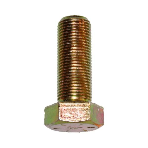 3/4 Zoll - 16 x 2 Zoll Länge 50,80 mm Sechskantschraube UNF 10.9 gelb verzinkt