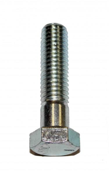 1/2 Zoll - 13 x 2 Zoll Länge 50,80 mm Sechskantschraube UNC verzinkt