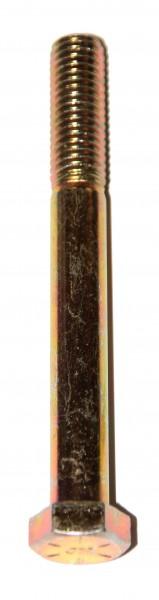 1/2 Zoll - 13 x 4 1/2 Zoll Länge 114,30 mm Sechskantschraube UNC 10.9 gelb verzinkt