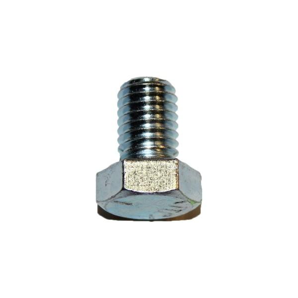 1/2 Zoll - 13 x 3/4 Zoll Länge 19,05 mm Sechskantschraube UNC verzinkt