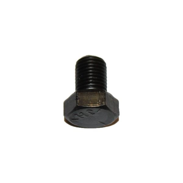 3/8 Zoll - 24 x 1/2 Zoll Länge 12,7 mm Sechskantschraube UNF