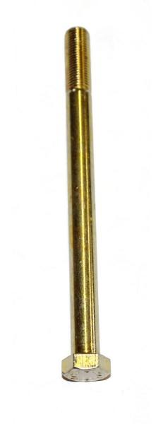 3/8 Zoll - 24 x 5 Zoll Länge 127,00 mm Sechskantschraube UNF 10.9 gelb verzinkt