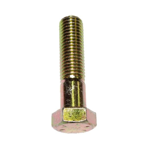 3/4 Zoll - 10 x 3 Zoll Länge 76,20 mm Sechskantschraube UNC 10.9 gelb verzinkt