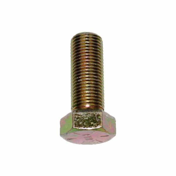 9/16 Zoll - 18 x 1 1/2 Zoll Länge 38,10 mm Sechskantschraube UNF 10.9 gelb verzinkt