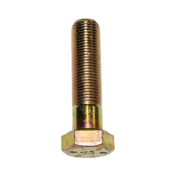 1/2 Zoll - 20 x 2 Zoll Länge 50,80 mm Sechskantschraube UNF 10.9 gelb verzinkt
