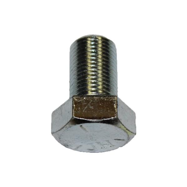 5/8 Zoll - 18 x 1 Zoll Länge 25,40 mm Sechskantschraube UNF verzinkt