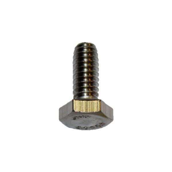 1/4 Zoll - 20 x 5/8 Zoll Länge 15,88 mm Sechskantschraube UNC Edelstahl A2